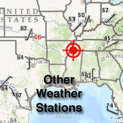 Interactive NWS Weather site